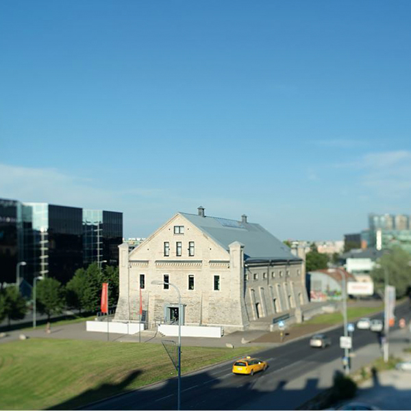 Museum of Estonian Architecture, Tallinn (Estland)