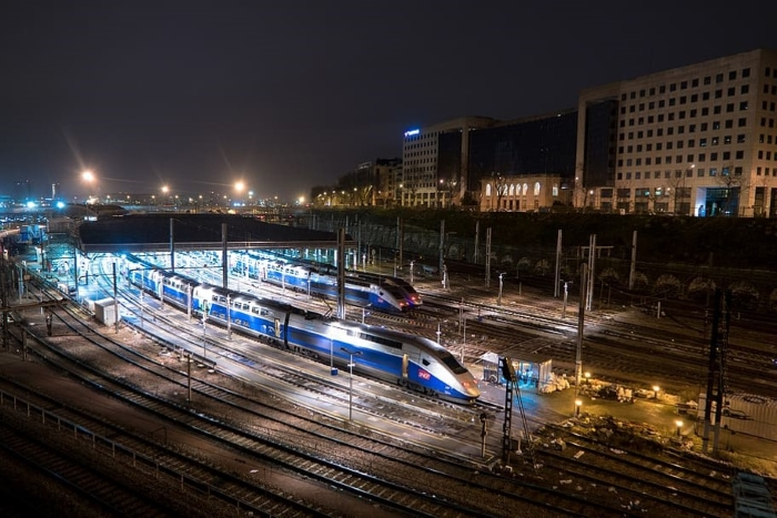High-speed trains of the SNCF (France)