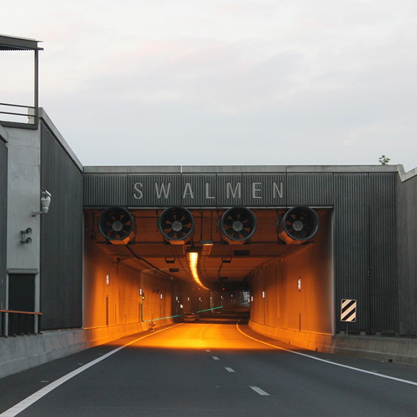Roertunnel and Swalmentunnel, Roermond (Netherlands)