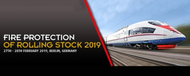 Fire Protection of Rolling Stock 2019 - with AQUASYS