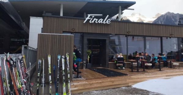 AQUASYS protects the recently built Ski Lounge on the Planai in Schladming