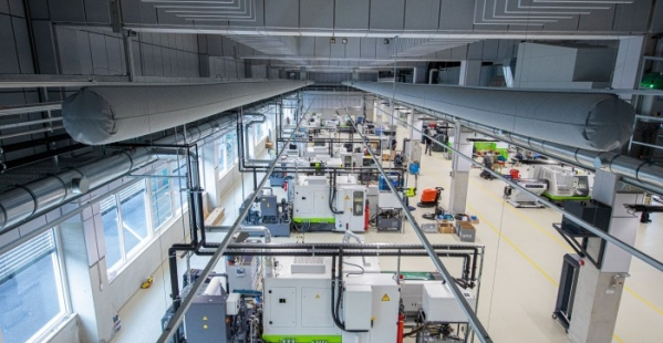 ​AQUASYS protects production halls of W&H Dentalwerk in Bürmoos