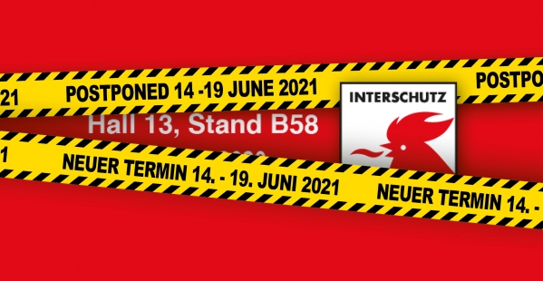AQUASYS presents fire fighting with high-pressure water mist at INTERSCHUTZ 2020