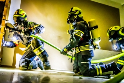 AQUASYS in Austrian magazine - portrait: Highest quality and effectiveness in fire fighting